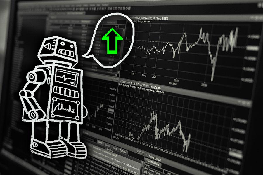 Stock trading robot